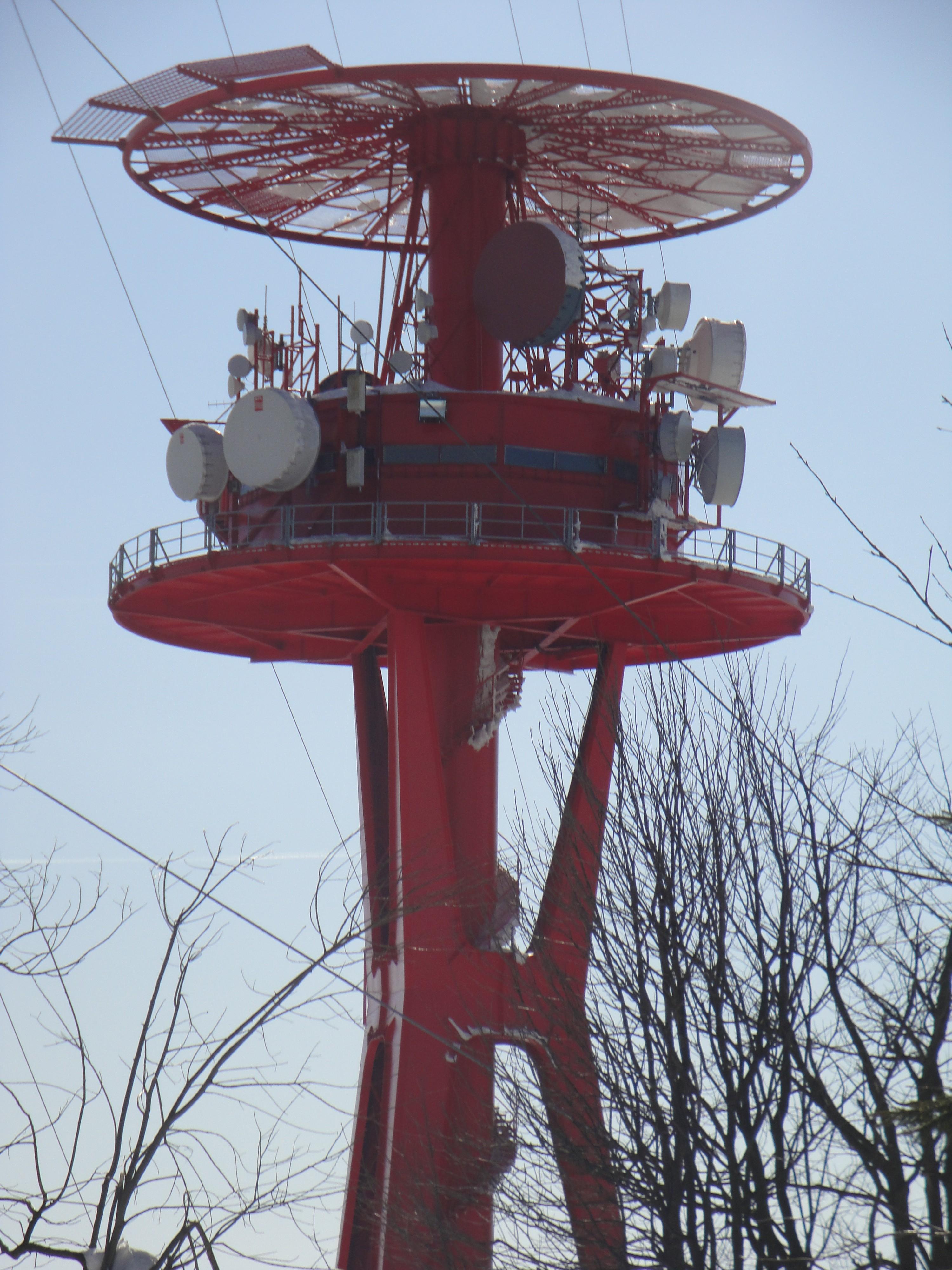 Vysielač Suchá Hora-Skalka